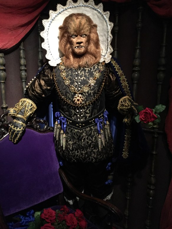 "'The Beast"" from the French version.  This costume is sumptuous."