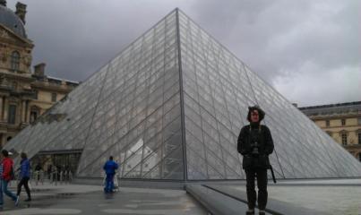 Parigi, Louvre 2013
