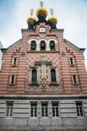 Copenaghen, Alexander Newsky Kirke - Nikon D810, 16mm (16-85mm ƒ/3.5-5.6) 1/40sec ƒ/5 ISO 200