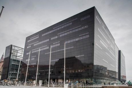 Copenaghen, Black Diamond, Kongelige Bibliotek - Nikon D810, 16mm (16-85mm ƒ/3.5-5.6) 1/160sec ƒ/9 ISO 400