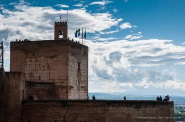 Alhambra, Granada, aprile 2015 - Nikon D300s, 52mm (16-85mm ƒ/3.5-5.6) 1/400sec ƒ/11 ISO 200