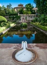 Alhambra, Granada, aprile 2015 - Nikon D300s, 16mm (16-85mm ƒ/3.5-5.6) 1/250sec ƒ/5.6 ISO 200