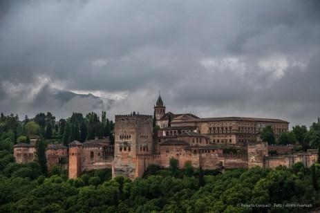 Alhambra, Granada, aprile 2015 - Nikon D300s, 55mm (16-85mm ƒ/3.5-5.6) 1/320sec ƒ/5.6 ISO 200