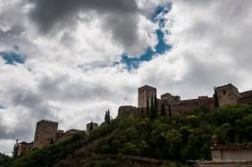 Alhambra, Granada, aprile 2015 - Nikon D300s, 26mm (16-85mm ƒ/3.5-5.6) 1/1600sec ƒ/8 ISO 200