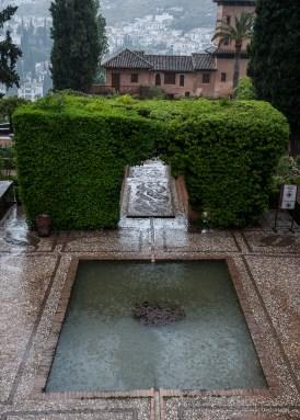 Alhambra, Granada, aprile 2015 - Nikon D300s, 28mm (16-85mm ƒ/3.5-5.6) 1/400sec ƒ/5 ISO 400