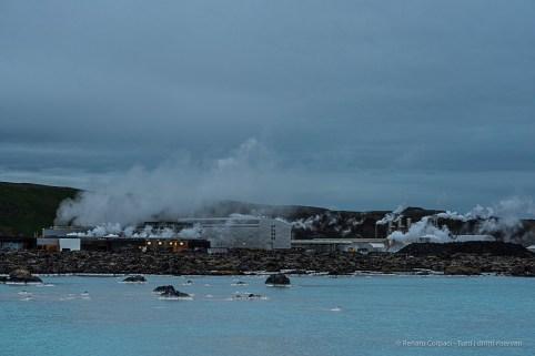 Geothermal plant near Krýsuvík, Reykjanes Peninsla. Nikon D810, 85.0 mm (85.0mm ƒ/1.4) 1/125 sec ƒ/4 ISO 400