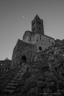 The building of Saint Peter stands on the remains of a previous church dating back to the fifth century. Nikon D810, 24mm (24 mm ƒ/1.4) 1/10 sec ƒ/5.6 ISO 64