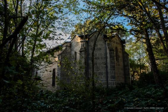 Chapelle Saint-Augustin is the oldest building of the complex. Nikon D810, 24mm (24 mm ƒ/1.4) 1/25 sec ƒ/5.6 ISO 64