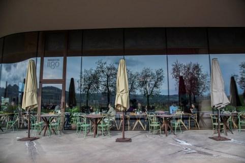 """The restaurant """"Rinuccio 1180"""". Nikon D810, 24 mm (24-120.0 mm ƒ/4) 1/50"""" ƒ/6.3 ISO 64"""