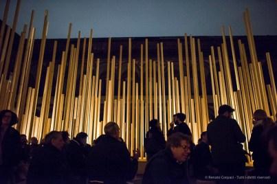 """""""Radura"""", progetto di Stefano Boeri Architetti, pensato per la XX1 Triennale. Università Statale di Milano. Nikon D810 24mm (24 mm ƒ/1.4) 1/125 ƒ/1,4 ISO 12800"""