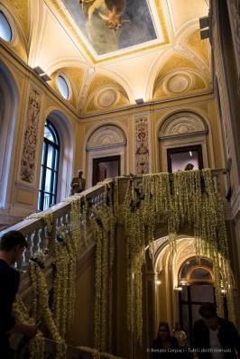 Dutch Pavilion - Palazzo Francesco Turati. Nikon D810 (24 mm ƒ/1.4) 1/100 ƒ/2.2 ISO 400