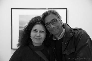 "Gloria N. e Saverio B., Mia Photo Fair 2016. Nikon D810, 48 mm (24-120.0 mm ƒ/4) 1/320"" ƒ/4 ISO 4000"