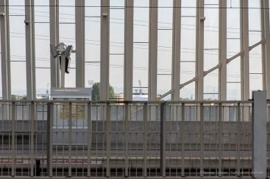 """Santiago Calatrava. Reggio Emilia, Stazione AV Mediopadana. Nikon D750, 105 mm (105.0 mm ƒ/2.8) 1/125"""" ƒ/8,0 ISO 10000"""" ƒ/8,0 ISO 100"""