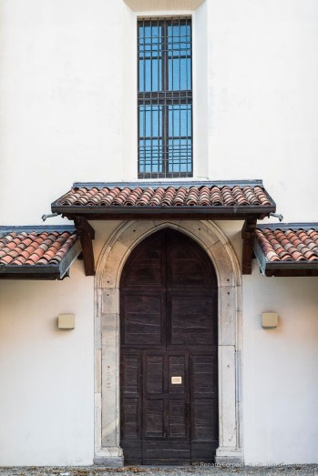 """Il portale sul lato meridionale. Nikon D810, 50 mm (50 mm ƒ/1.8) 1/13"""" ƒ/8 ISO 64"""