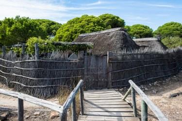 """A house in the ancient village of Pablado de la Plancha, Parque de Doñana. Nikon D810, 24 mm (24.0 mm ƒ/1.4) 1/320"""" ƒ/3.5 ISO 64"""