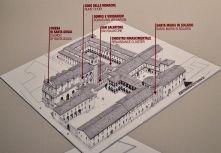 Plan of the area (courtesy «Brescia Notizie»).
