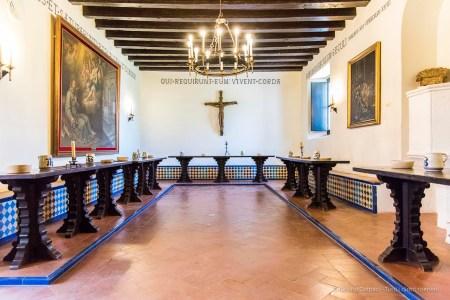 """Palos de la Frontera, Monastey of Santa Maria de la Ràbida. Nikon D810 24 mm (24-120 mm ƒ/4) 1/100"""" ƒ/4.5 ISO 64"""" ƒ/4 ISO 6400"""