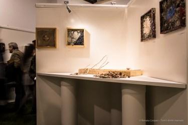 """Terra/Materiaprima - Mail Art project – Galleria di Arti Visive dell'Università del Melo, December 2016. Nikon D750 24 mm (24.0 mm ƒ/1.4) 1/4"""" ƒ/8 ISO 100"""
