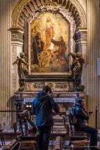 "Milano, chiesa di Santa Maria in San Satiro Nikon D750, 24 mm (24.0 mm ƒ/1.4) 1/8"" ƒ/8 ISO 3200"