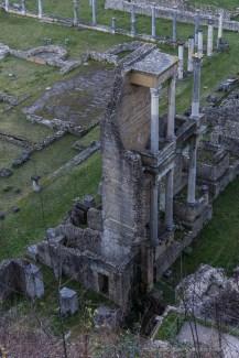 "Volterra, Anfiteatro Romano. Nikon D810, 65 mm (24-120.0 mm ƒ/4) 1/160"" ƒ/4 ISO 200"