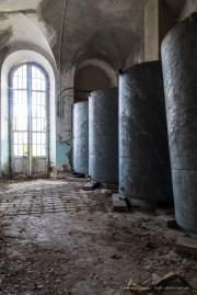 "Volterra, former psychiatric asylum, Charcot Pavillion. January 2017. Nikon D810, 28 mm ( 24-120.0 mm ƒ/4) 8"" ƒ/8 ISO 64."