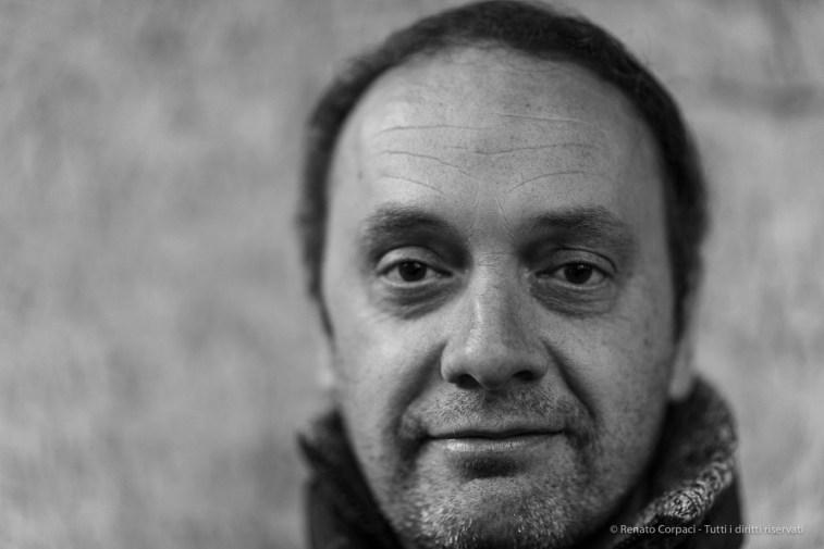 "Andrea Trafeli, among the founders of Association ""Inclusione Graffio e Parola"", former San Gerolamo psychiatric asylum. Volterra, January 2017. Nikon D810, 85 mm (85.0 mm ƒ/1.4) 1/200 ƒ/1,4 ISO 500"