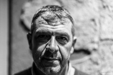 "Claudio Grandoli, Cesare Lombroso Library and Museum, among the founders of Association ""Inclusione Graffio e Parola"", former San Gerolamo psychiatric asylum. Volterra, gennaio 2017. Nikon D810, 85 mm (85.0 mm ƒ/1.4) 1/125 ƒ/1,4 ISO 800"