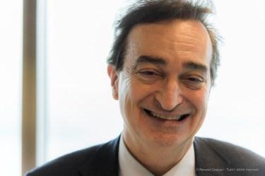 "Marco Borradori, Mayor of Lugano. Lugano February 2017. Nikon D810, 85 mm (24-120 mm ƒ/4) 1/80"" ƒ/8 ISO 640"