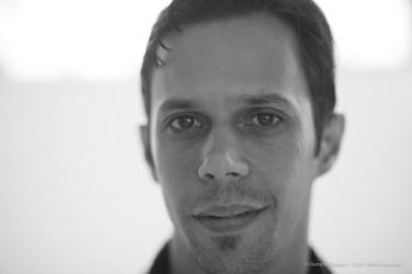 Alain Cabrera Fernández, editor «Arte Cubano», art critic. Milano, March 2017. Nikon D810, 85 mm (85.0 mm ƒ/1.4) 1/200 f/1.4 ISO 800