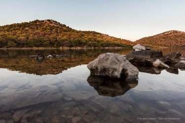 Slano Jezero (salt lake), Talascica National Park, Dugi Otok, Croazia. August 2017. Nikon D810, 20 mm (20.0 mm ƒ/1.8) 1/125 ƒ/16 ISO 1600