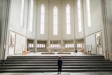 First Encounter with Trascendence. Inside Hallgrímskirkja. Reykjavik, Iceland, August 2015. Nikon D810, 24.0mm (24.0 mm ƒ/1.4) 1/160 sec ƒ/1.6 ISO 6