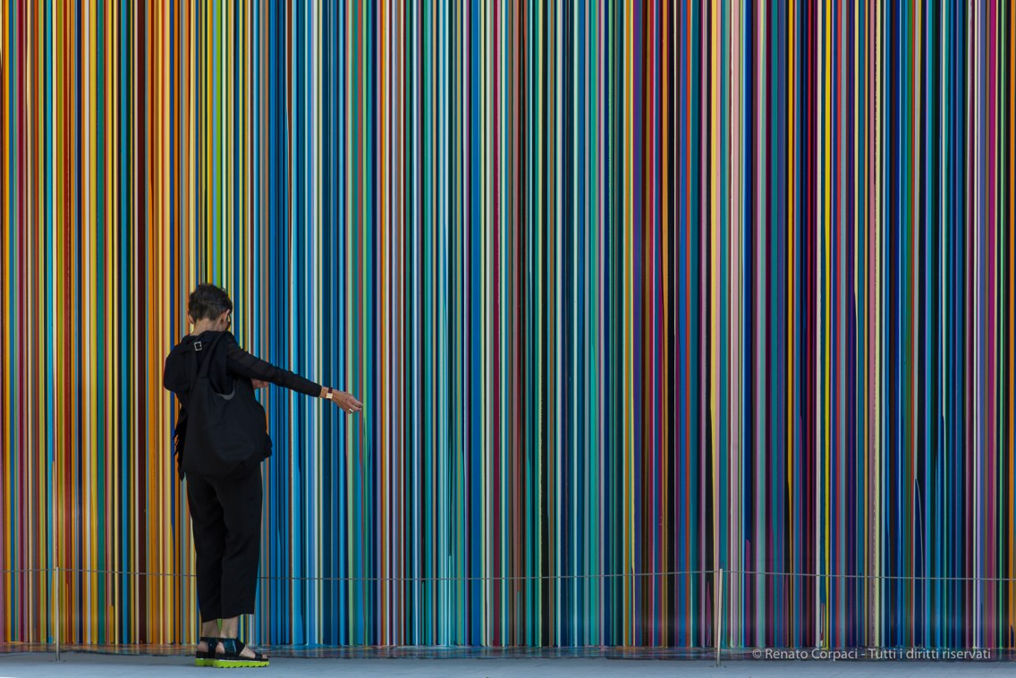 "Venice Biennale 2017. Nikon D810, 112mm (24-120mm ƒ/4) 1/80"" ƒ/11 ISO 64"