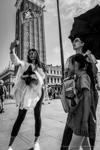 """Venezia, Piazza San Marco, June 2018. Nikon D810, 85mm (24-120,0 mm ƒ/4) 1/125"""" ƒ/8 ISO 64"""