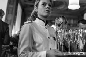 "Badrutt's Palace cocktail reception, Snow Polo World Cup, St. Moritz, January 2018. Nikon D810, 35 mm (35 mm ƒ/2) 1/125"" ƒ/2 ISO 2500"