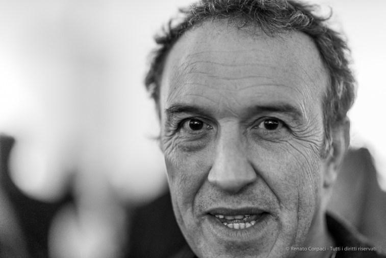"Gianni Maimeri, President, Fondazione Maimeri, Milano, February 2018. Nikon D810 85 mm (85 mm ƒ/1.4) 1/100"" ƒ/1.4 ISO 3600"