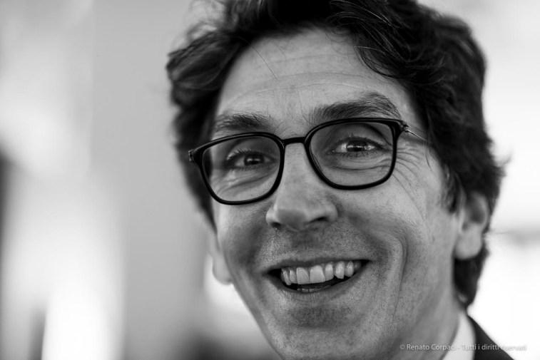 """Giovanni Morale, coordinator, Gallerie d'Italia. Milano, March 2018. Nikon D810 85 mm (85 mm ƒ/1.4) 1/125"""" ƒ/1.4 ISO 560"""