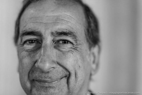 "Giuseppe Sala, mayor of Milano. Milano, April 2018. Nikon D810 85 mm (85 mm ƒ/1.4) 1/125"" ƒ/1.4 ISO 1000"