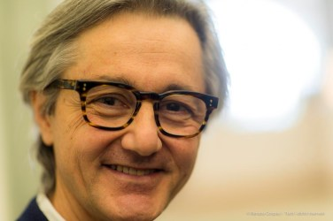 "Leonardo Sonnoli, designer, curator Triennale Design Museum. Nikon D810, 85 mm (85 mmƒ/1.4) 1/125"" ƒ/1.4 ISO 100"