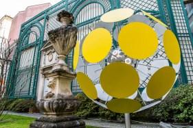 "Luca Trazzi, Dandalion. Palazzo Anguissola Traversi. Milano Design Week, April 2018. Nikon D810, 24 mm (24-120 mm ƒ/4) 1/13"" ƒ/8 ISO 64"