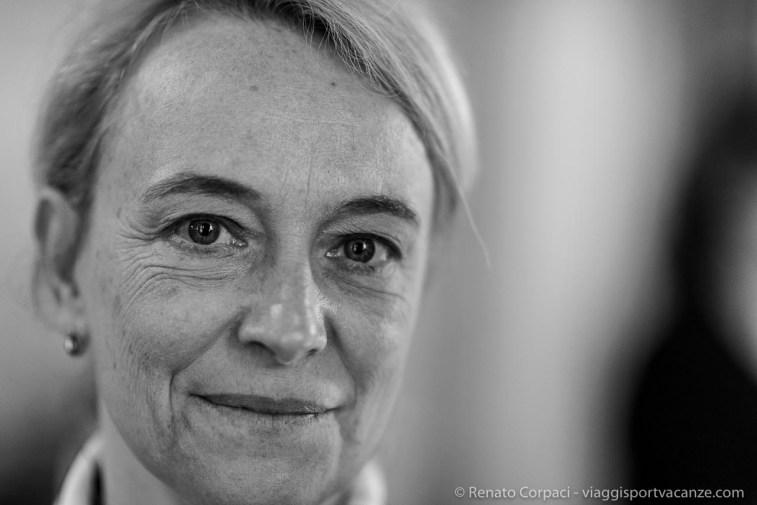"Paola Zatti, Head-curator, Galleria d'Arte Moderna. Milano, April 2018. Nikon D810 85 mm (85 mm ƒ/1.4) 1/125"" ƒ/1.4 ISO 1250"