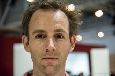 Randy Feys, designer, founder rform, Oudenaarde, Belgium. Superstudio, Milano Design Week