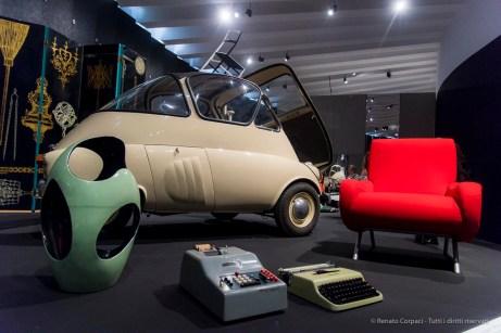 Triennale Design Museum, April 2018. Nikon D810, 24 mm (24-120 mm ƒ/4) 1/125 ƒ/4 ISO 3600