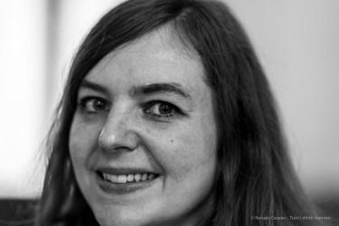 """Emilia Philippot, conservateur du patrimoin des Musées Nationaux, Musée Picasso-Paris. Nikon D810, 85 mm (85 mm ƒ/1.4) 1/160"""" ƒ/1.4, ISO 900"""