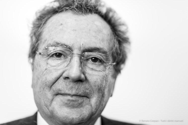 "Gian Maria Gros-Pietro, president Intesa San Paolo. Milano, May 2018. Nikon D810, 85 mm (85 mm ƒ/1.4) 1/125"" ƒ/1.4, ISO 500"