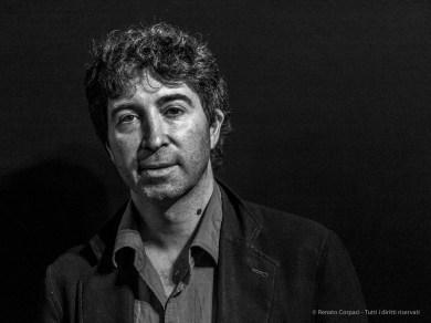 "Lorenzo Puglisi, artist. Milano, May 2018. Canon Powershot G1 X, 53 mm (15.1-60.4 mm ƒ/2.8-5.6) 1/100"" ƒ/5.6 ISO 6400"