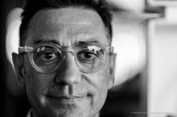 "Marco Morosini, designer, enterpreneur. Milano, May 2018. Nikon D810, 85 mm (85 mm ƒ/1.4) 1/160"" ƒ/1.4, ISO 500"