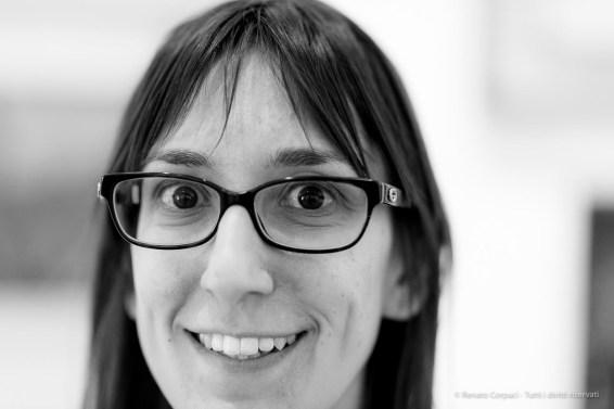 "Fabrizia Previtali, curator, GAMeC Bergamo. Nikon D810, 85 mm (85 mm ƒ/1.4) 1/125"" ƒ/1.4 ISO 900"