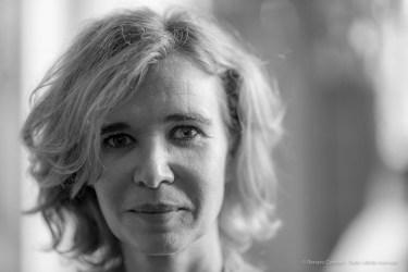 """Sabine Vazieux (Galerie Sabine Vazieux-Paris), art dealer. Monza, June 2018. Nikon D810, 85 mm (85 mm ƒ/1.4) 1/125"""" ƒ/1.4 ISO 140"""