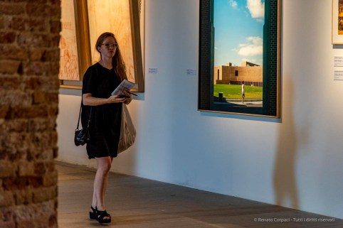 "16. Biennale Architettura. Arsenale di Venezia, September 2018. Nikon D810, 120 mm (24-120 mm ƒ/4) 1/125"" ƒ/4 ISO 2200"