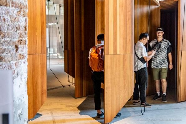 "16. Biennale Architettura. Arsenale di Venezia, September 2018. Nikon D810, 50 mm (24-120 mm ƒ/4) 1/125"" ƒ/4 ISO 4000"